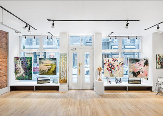 François Lauzier présent à la Galerie Bloom